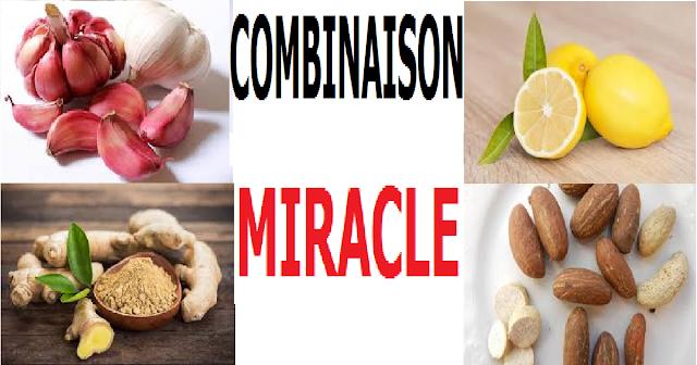 COMBINAISON MIRACLE