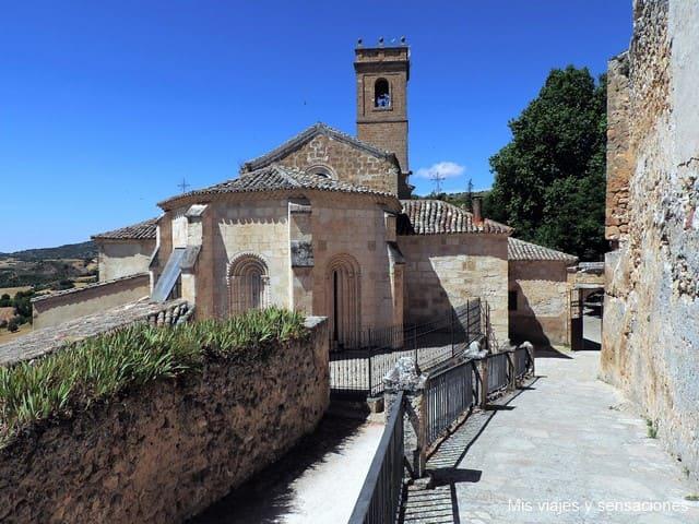 iglesia de Santa María de la Peña, Brihuega