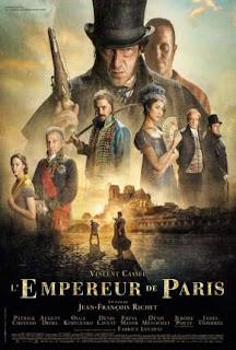 Baixar O Imperador de Paris Torrent Dublado - BluRay 720p/1080p