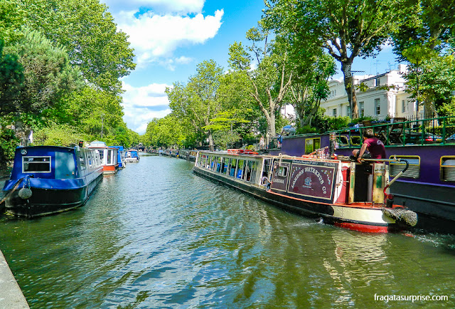 Little Venice, Londres