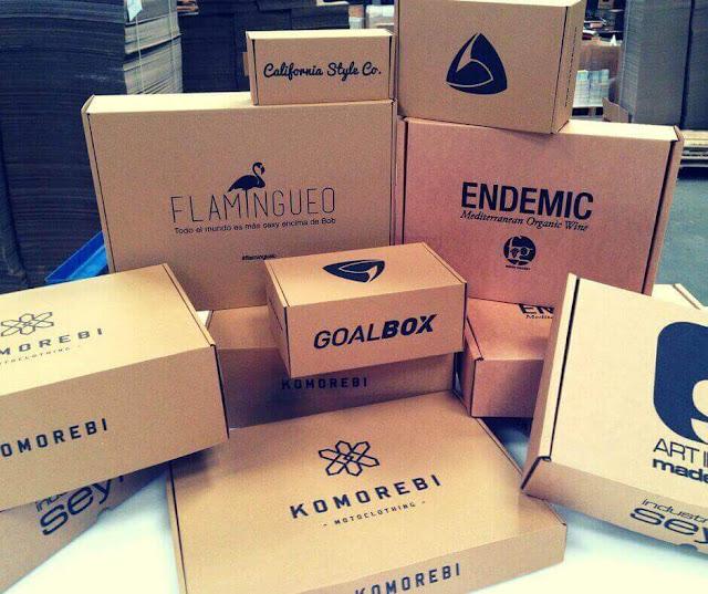 cajas para envios.