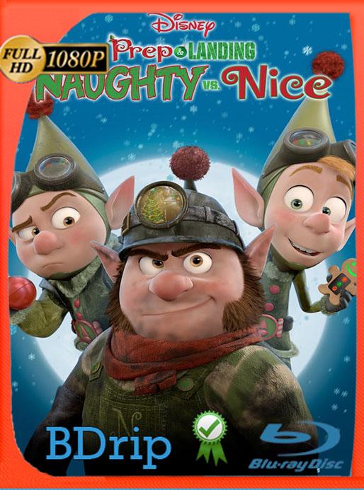 Lanny y Wayne: Los elfos navideños: Traviesos vs Buenos (2011) 1080p BDRip Latino [GoogleDrive] [tomyly]