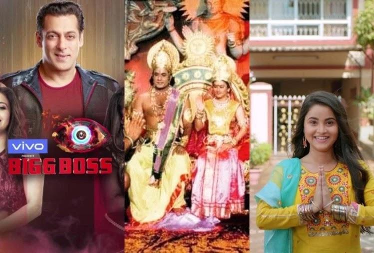 apart-from-ramayan-bigg-boss-13-belan-wali-bahu-bhaag-bakool-bhaag-dil-se-dil-se-shakti-have-also-re-telecast