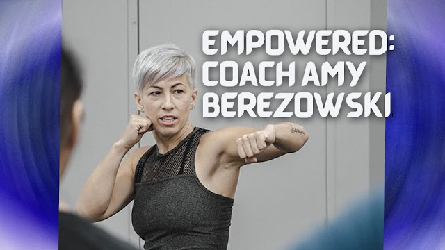 Coach Amy Berezowski : What's good for the Body is also good for the Mind