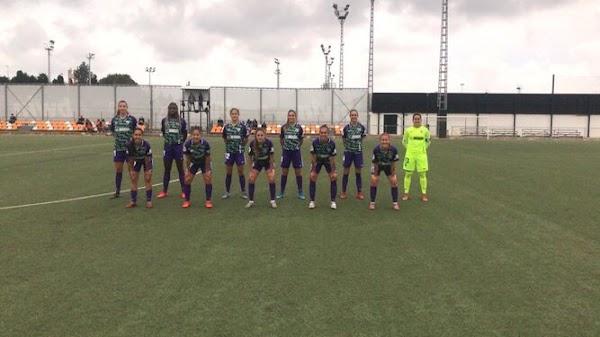 El Málaga Femenino suma un punto de Valencia (1-1)