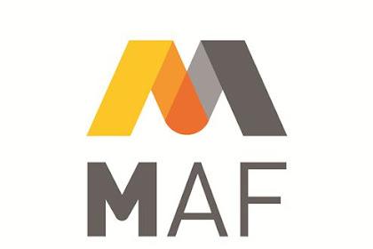 Lowongan Kerja PT. Mega Auto Finance (MAF) Pekanbaru Mei 2019