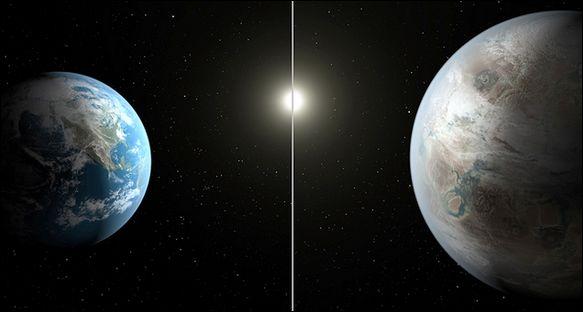 Nasa anuncia descoberta de planeta