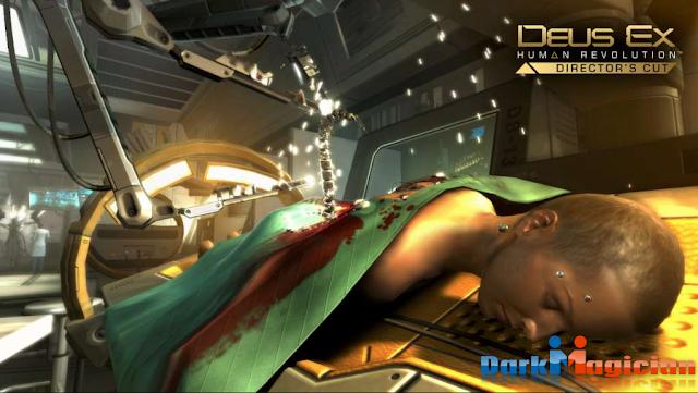 Deus Ex Human Revolution Directors Cut Best Scientific PC Games Review