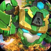 SuperHero Fruit: Robot Wars- Future Battles Unlimited (Coins  - Gems) MOD APK