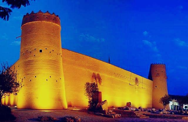 قلعة المصمك