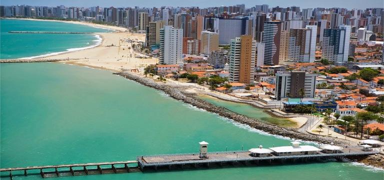 Vans de Turismo em Fortaleza