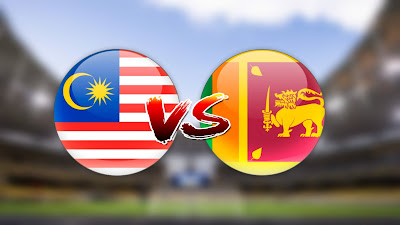 Live Streaming Sri Lanka vs Malaysia Friendly Match 5.10.2019