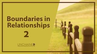 Boundaries in Relationships 2