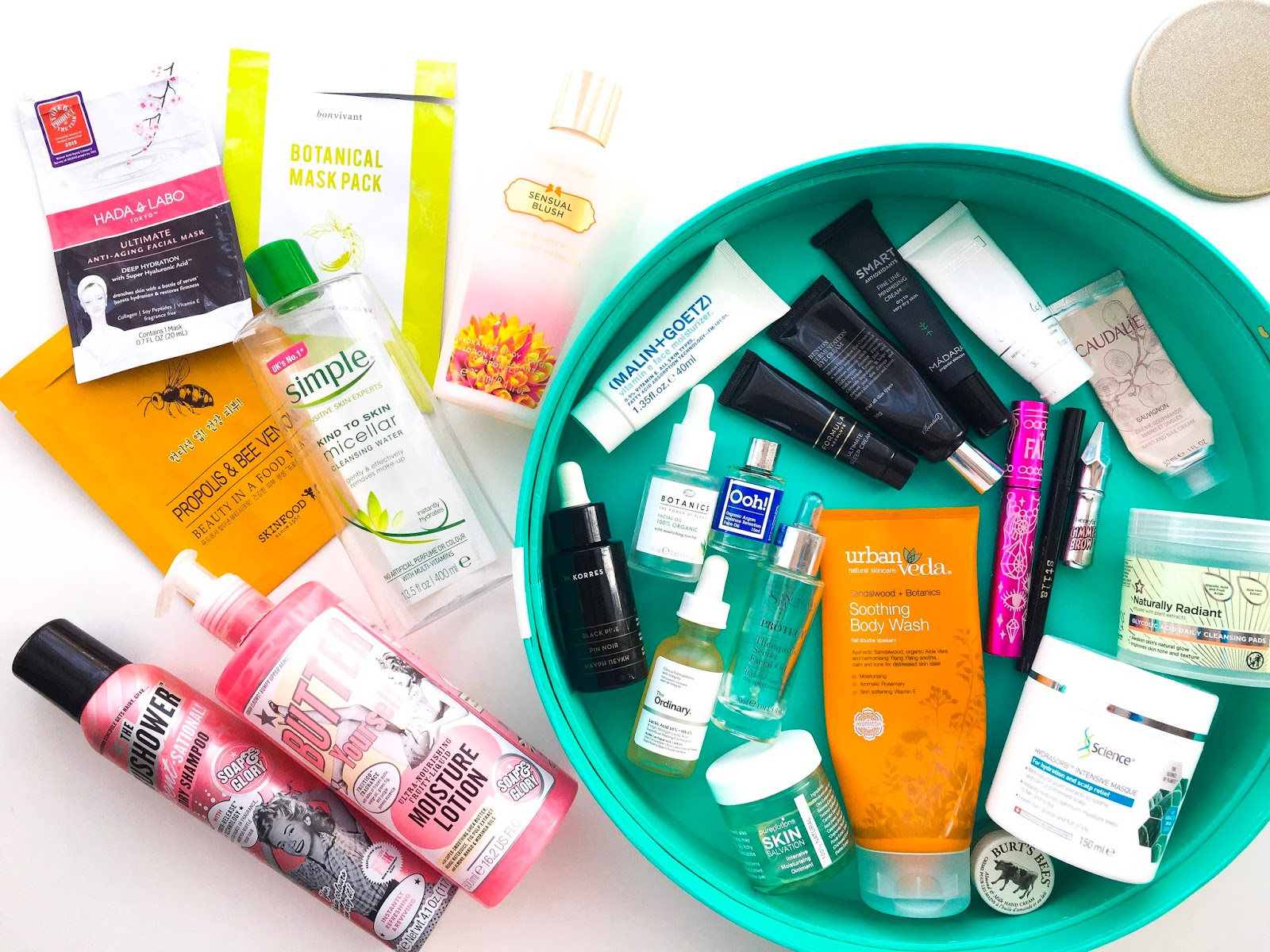 september empties, mini reviews, skincare reviews,