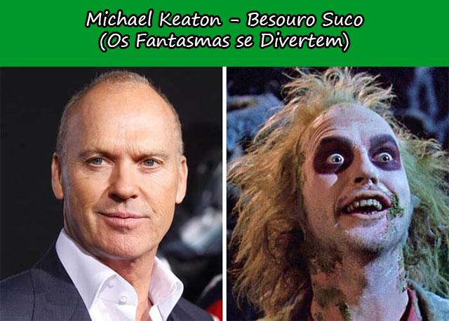 Michael Keaton - Besouro Suco (Os Fantasmas se Divertem)
