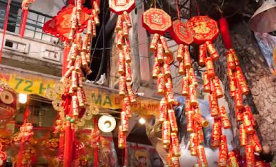 Lunar New Year Decoration Stuff