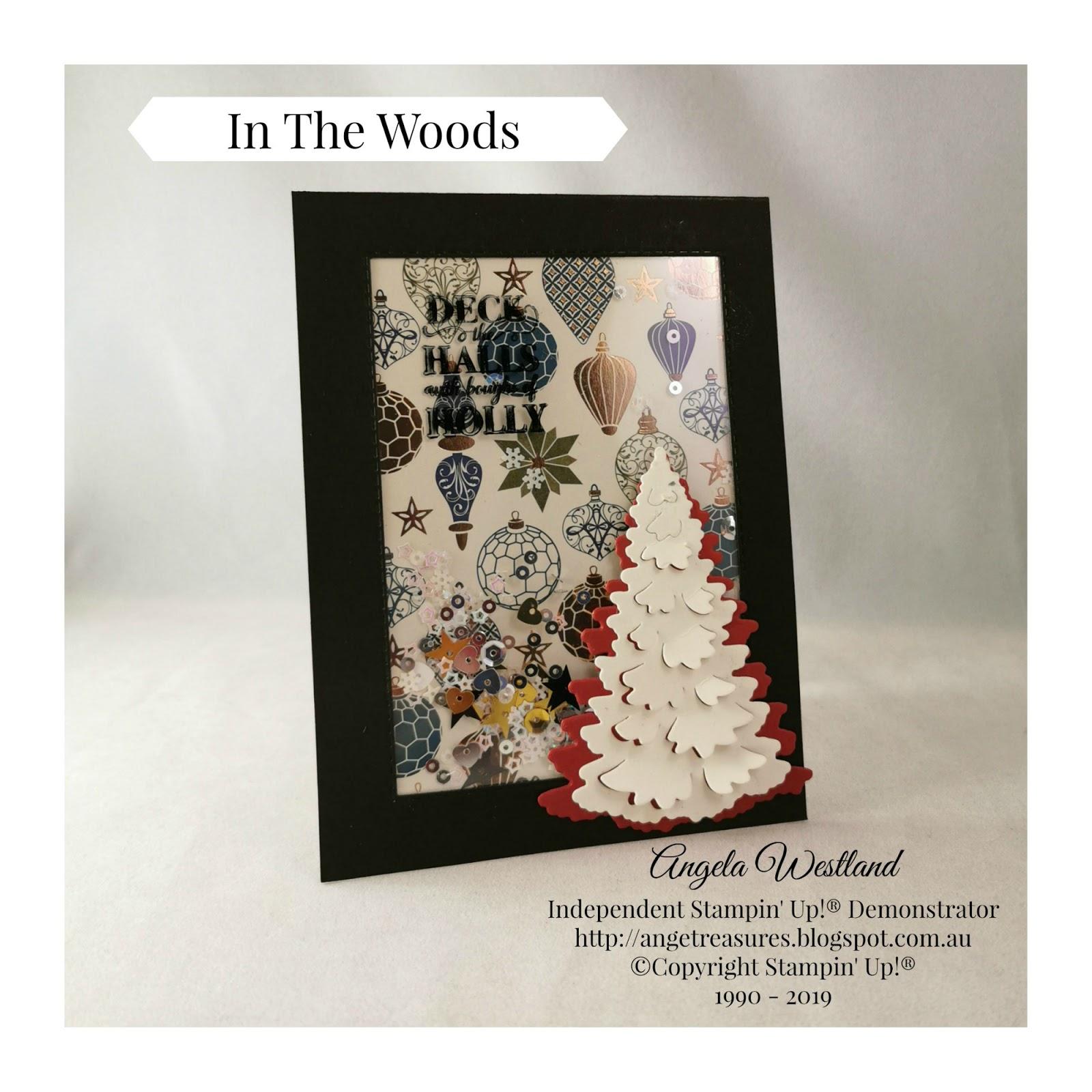 Shaker Woods Christmas In The Woods 2019.Ange S Treasures