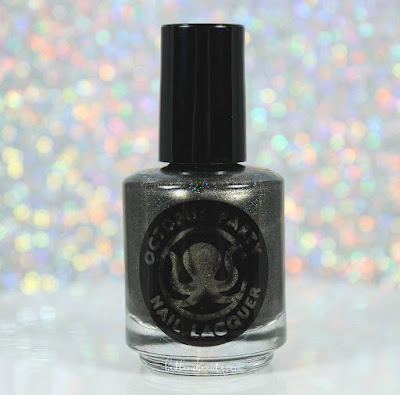 Octopus Party Nail Lacquer Heavy Medal