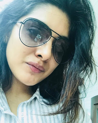 Malayalam Actress Nivetha Thomas  IMAGES, GIF, ANIMATED GIF, WALLPAPER, STICKER FOR WHATSAPP & FACEBOOK