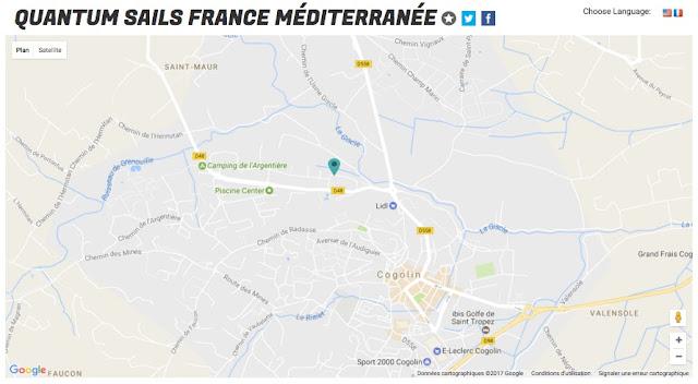 Quantum Sails France Méditerranée