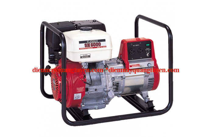 Máy phát điện ELEMAX SH6000 5.5 KVA
