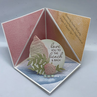 Sand & Sea Suite, Stampin' Up!