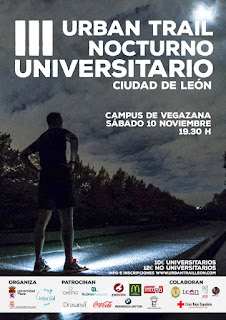 Leon Urban Trail 2018
