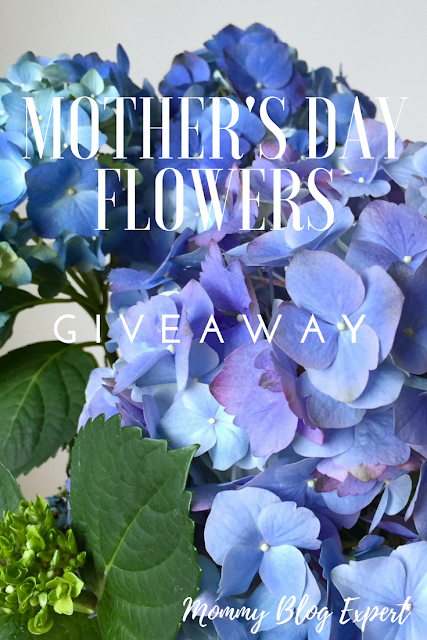 Mothers Day Flowers Gift Card Giveaway