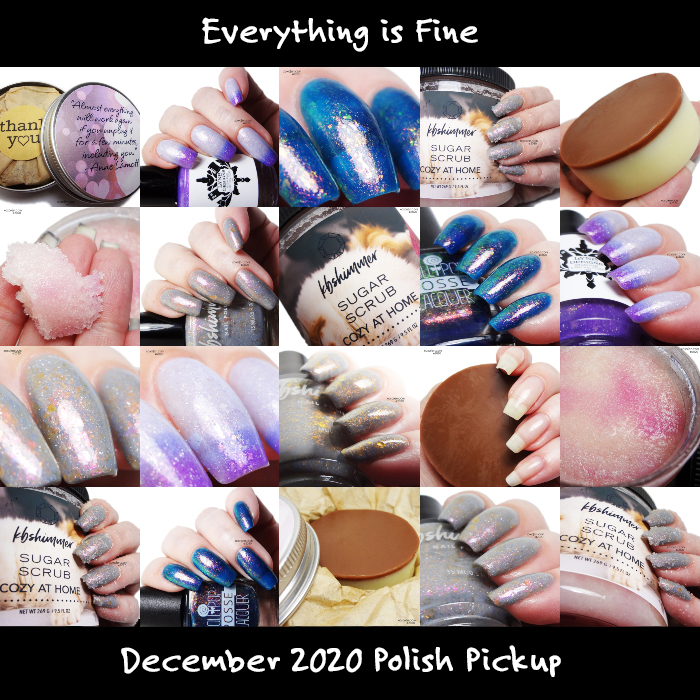 xoxoJen's swatch of Polish Pickup: Everything Is Fine