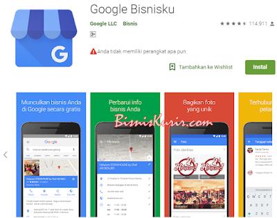 Manfaat Google Bisnisku Untuk Pebisnis Online