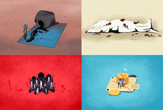 Ilustraciones Juliana Cuervo