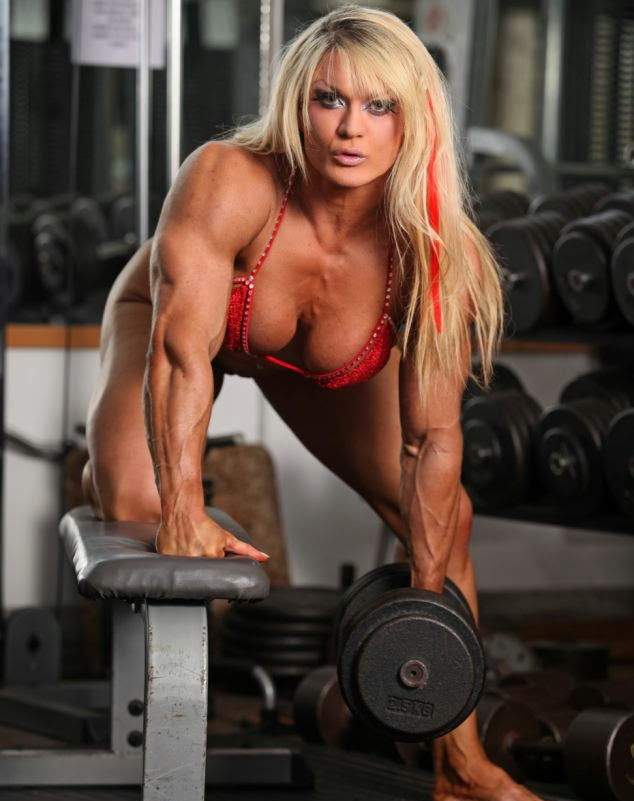 Celebrities and bodybuilding photos from just 500 - Lisa cross fbb ...