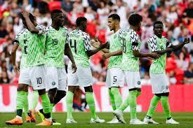 Nigeria and croatia