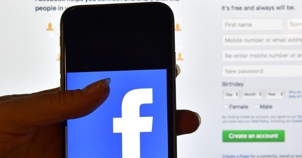 how to create facebook account in mobile phone