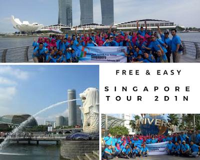 Paket Wisata Hemat Singapura