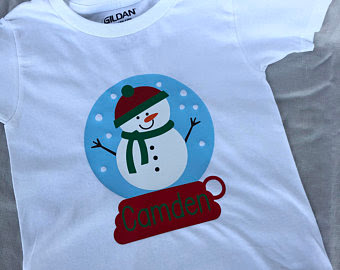 Isn't this snowglobe shirt adorable?