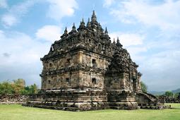 Plaosan Temple Central Java