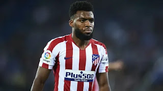 Simeone lose patience as Lemar 'will be offloaded by Atletico' this summer