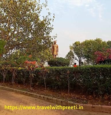 Rajendragiri Sunset Point, Pachmarhi - राजेंद्रगिरी सनसेट पॉइंट, पचमढ़ी