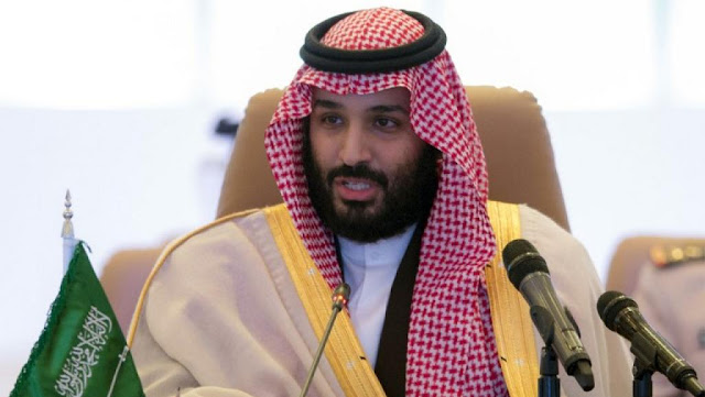 The Crown Prince of Saudi Arabia in France for a three-day visit