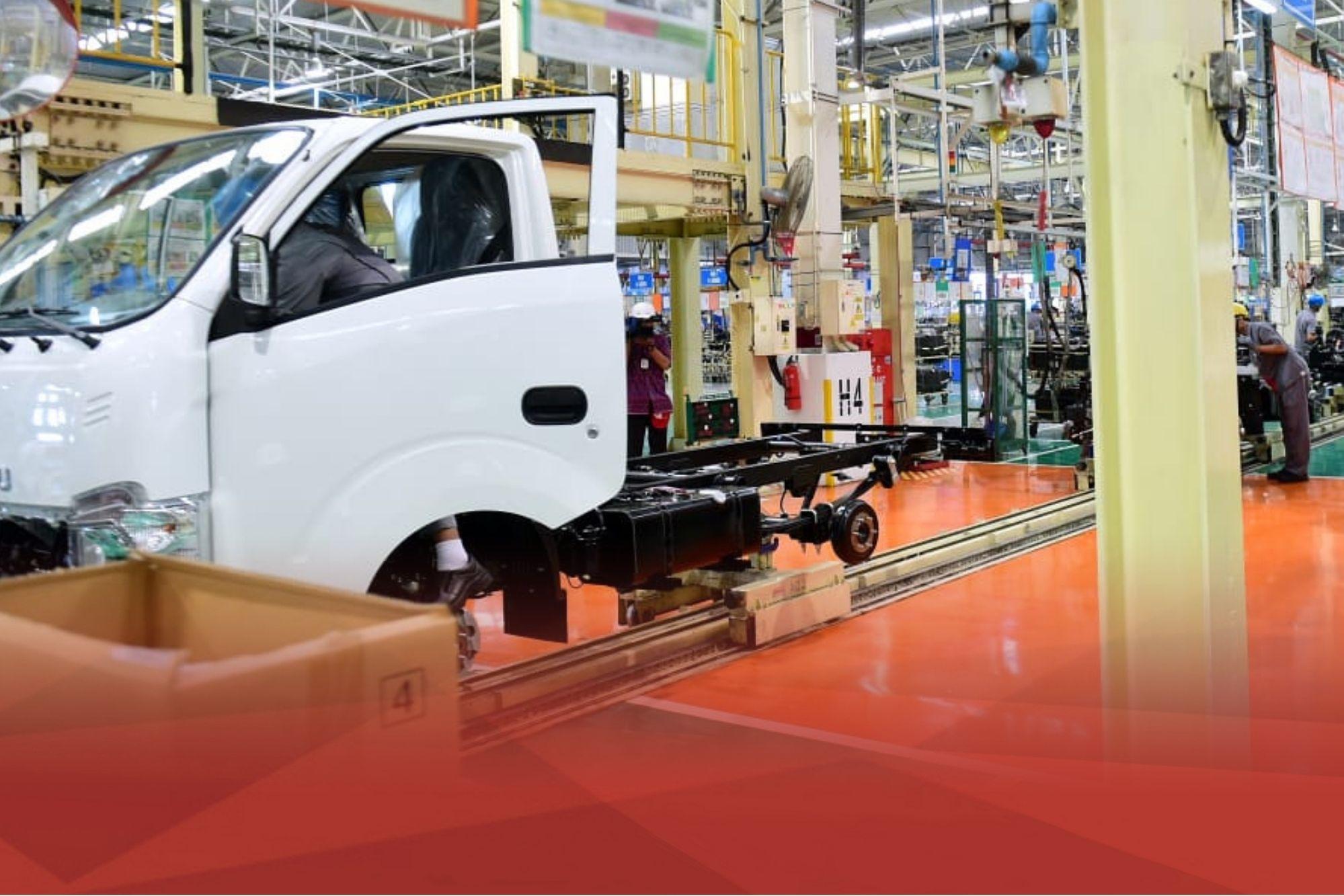PMI Manufaktur Indonesia Cetak Rekor Tinggi Hingga Level 54,6