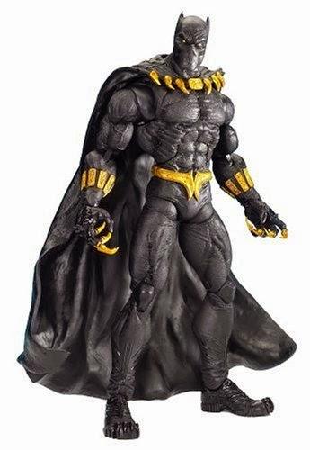 Action Figure Pantera Negra Toy Biz