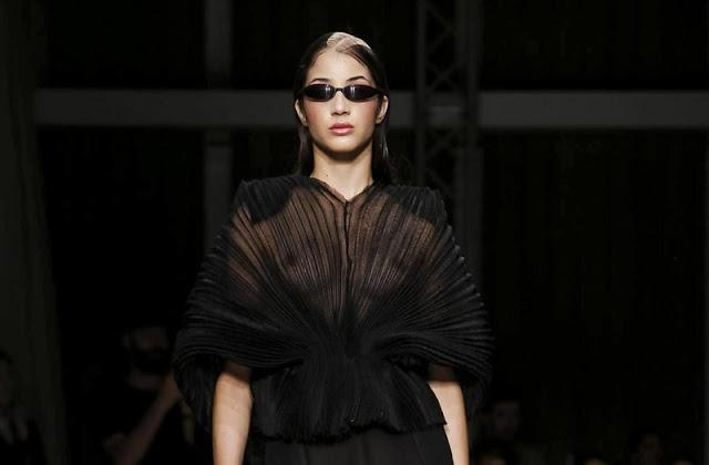 Alberto Zambelli Ready-to-wear Spring Summer 2018 Milan Fashion Week