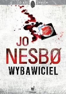 """""""Wybawiciel"""" - Jo Nesbø"""