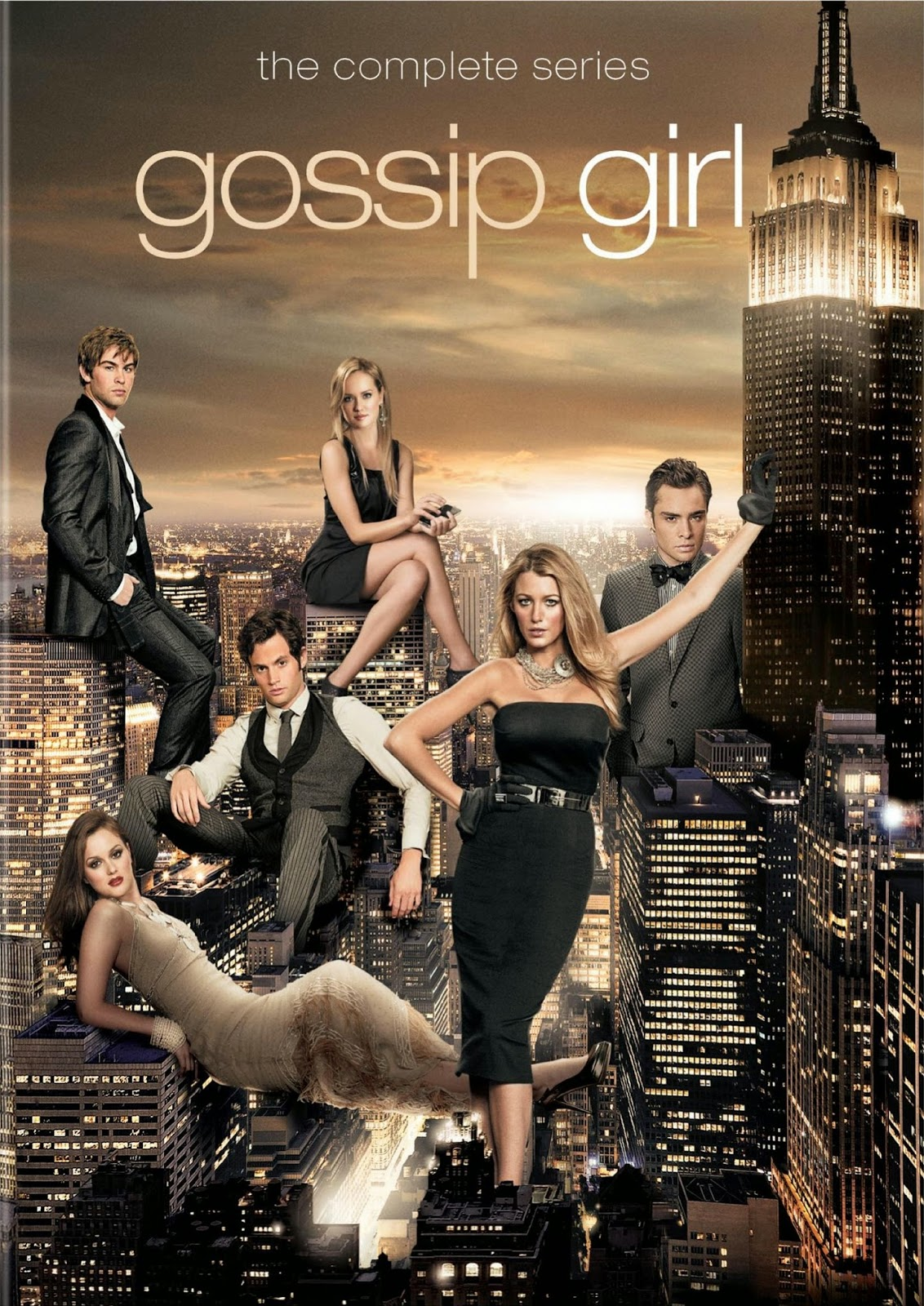 Gossip Girl - Todas Temporadas - HD 720p