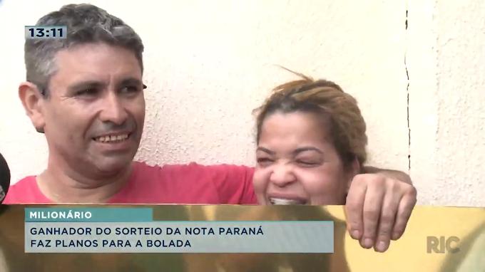 Un Brasileño pierde su trabajo e inmediatamente gana la lotería