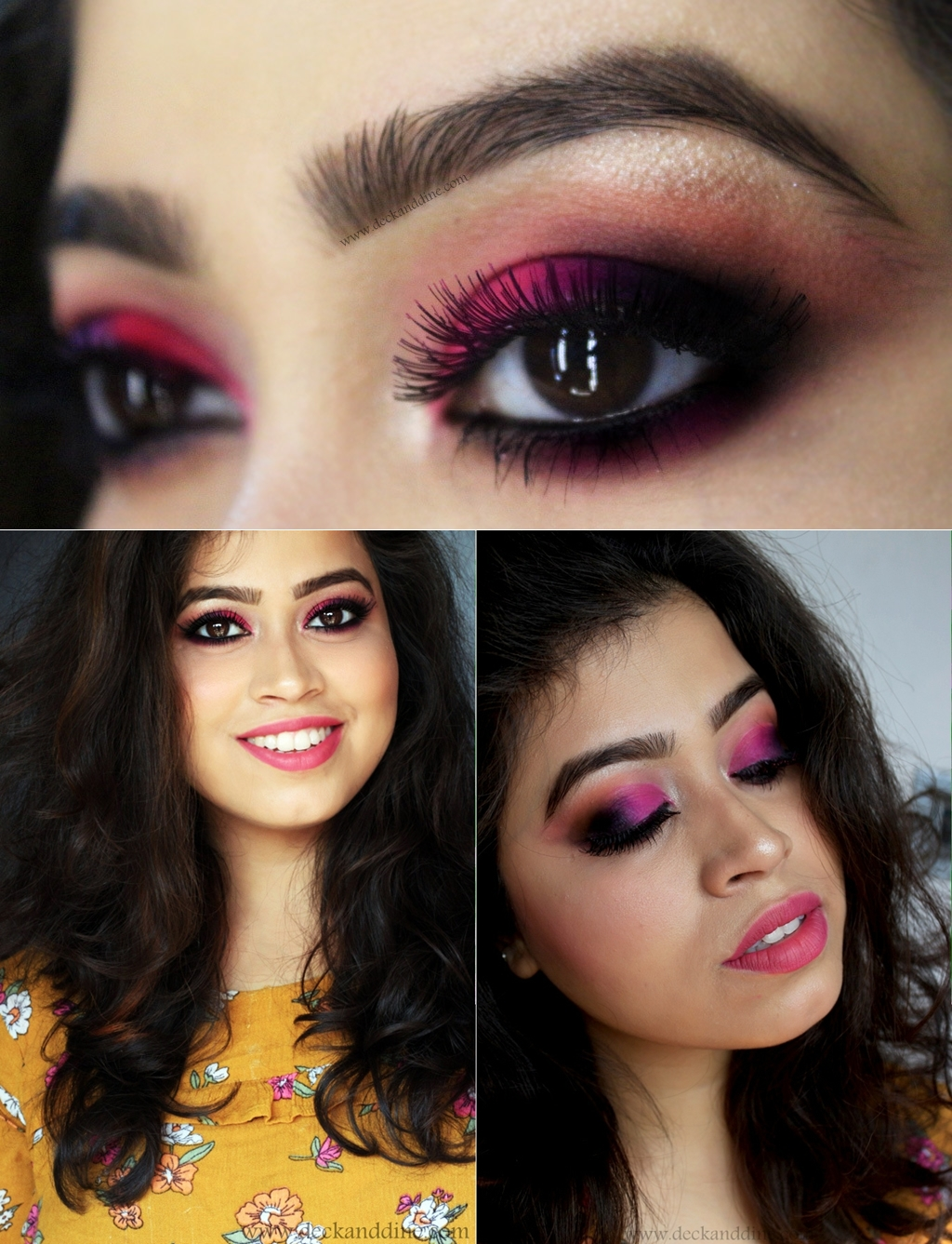 I feel smoky eye-makeup is very versatile and can be sported anytime of the day depending on the intensity. I am a smokey eye lover and most of the time ...