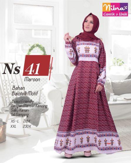 NIBRAS NS 41