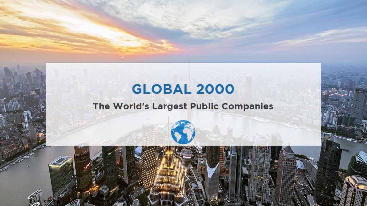 6 Perusahaan Indonesia di Forbes 2019 Global 2000