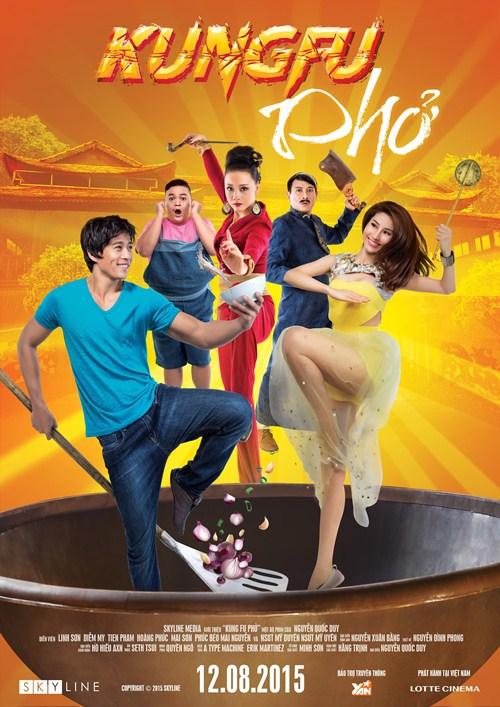 Xem Phim Kungfu Phở 2015